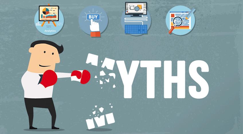 Internet μύθοι και πραγματικότητα