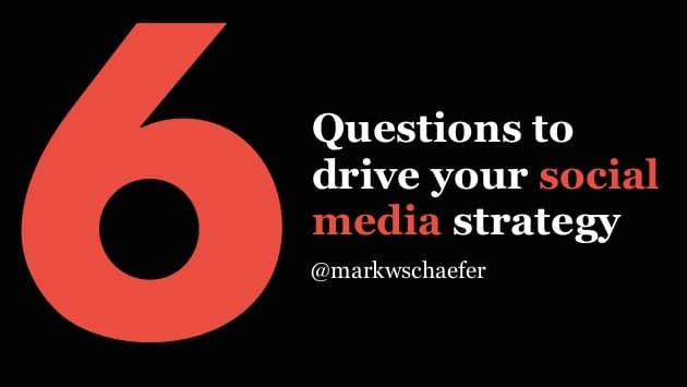 Social media 6 σημαντικές ερωτήσεις