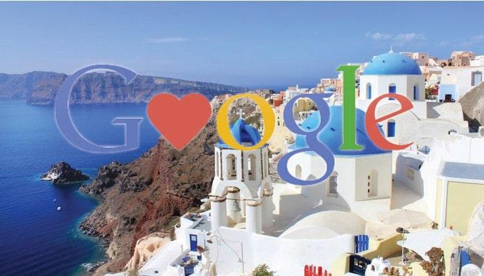 Grow Greek Tourism Online by Google