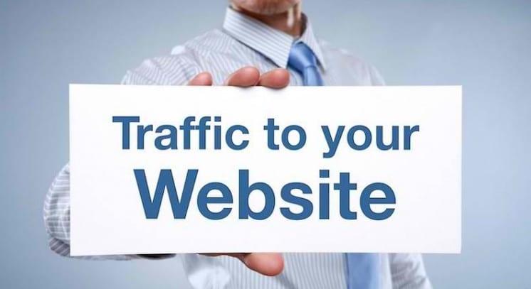 Περισσότερη επισκεψιμότητα στην ιστοσελίδα σας