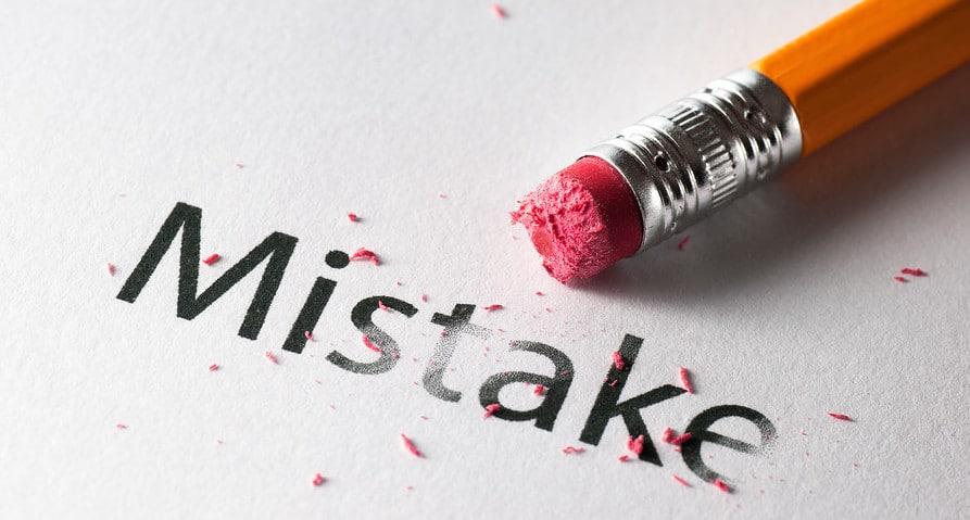 Τα 10 συνηθισμένα λάθη του μάρκετινγκ