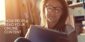 Πως οι άνθρωποι διαβάζουν online
