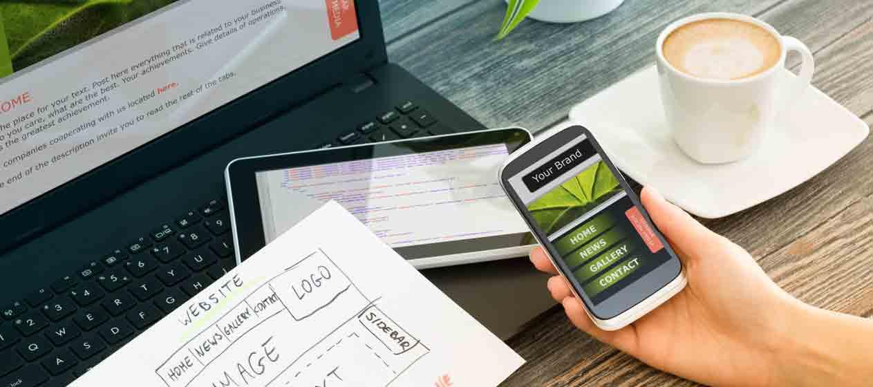 η ιστοσελίδα σας είναι το πιο ισχυρό εργαλείο επικοινωνίας και marketing