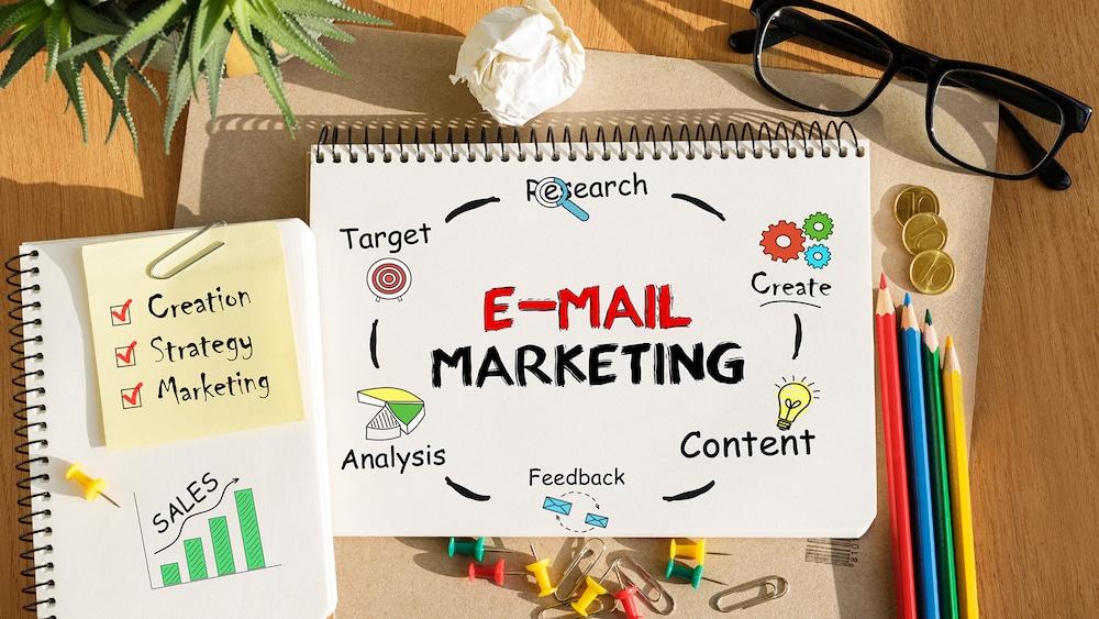 Email Marketing αποτελεσματικό κανάλι στο Digital Marketing