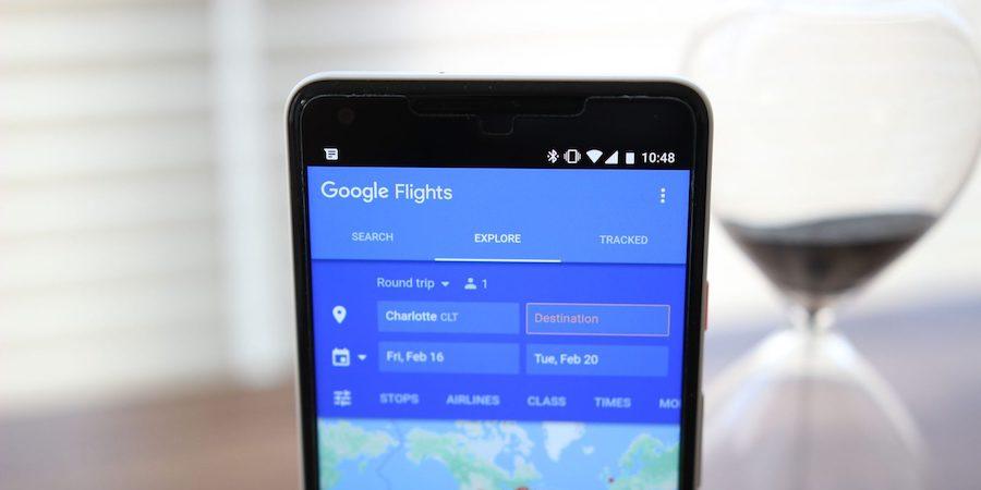 Google κράτηση σε ξενοδοχείο άμεσα από το κινητό
